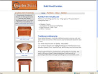 Quarter Point Furniture Screenshot