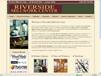 Riverside Millwork Center Screenshot